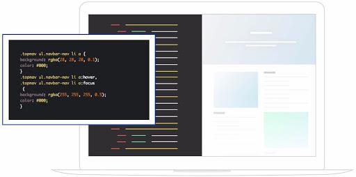 Site internet optimisé pour le responsive design