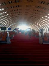 Photo: Terminal 2E at CDG