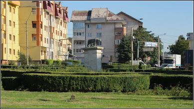 Photo: Piața Romană - Statuia Lupa Capitolina - monument istoric  - 2017.07.18