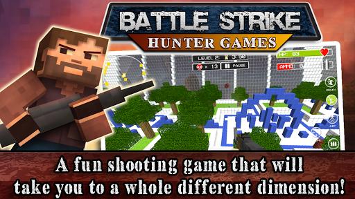 Battle Strike Hunter Games