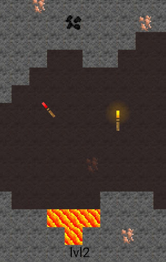 Noob Torch Flip 2D screenshots 8