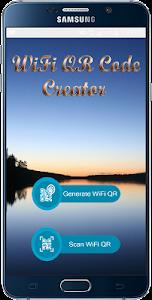 WiFi QR Code Creator PRO v1.0