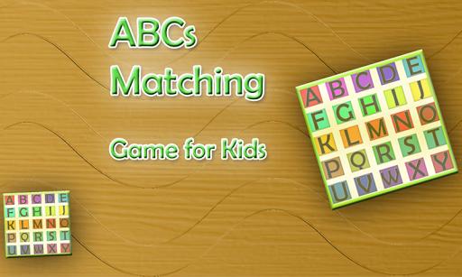 ABCs Matching