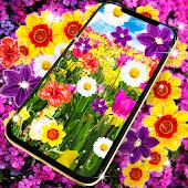 Flowers live wallpaper APK download