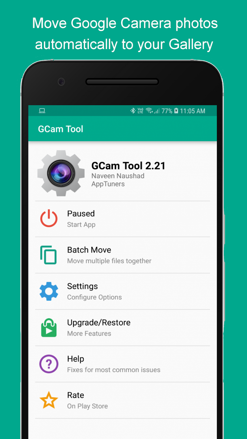 GCam Tool APK Cracked Free Download | Cracked Android Apps Download