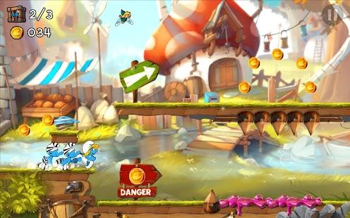 Smurfs Epic Run Screenshot 20