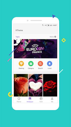 XOS - Launcher,Theme,Wallpaper 3.6.19 Screenshots 4