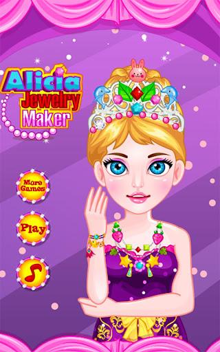 Jewelry Maker - Kid games