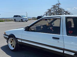 スプリンタートレノ AE86 S59年式 GT-APEXのカスタム事例画像 濱のガオハチさんの2020年09月12日00:49の投稿