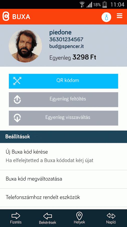Buxa - screenshot