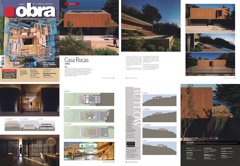 Photo: Revista Obra . #33 . Argentina . Abril 2016 http://www.revistaobra.com.ar/