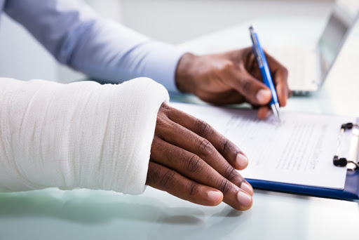 Reader Question: How to claim after being injured at work