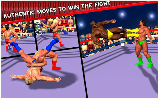 Incredible ProWrestling Revolution Fighting Game 1.0.6 {cheat|hack|gameplay|apk mod|resources generator} 4