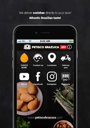 玩免費遊戲APP|下載Petisco Brazuca NYC app不用錢|硬是要APP