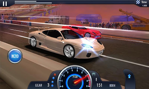 Furious Car Racing  screenshots 4
