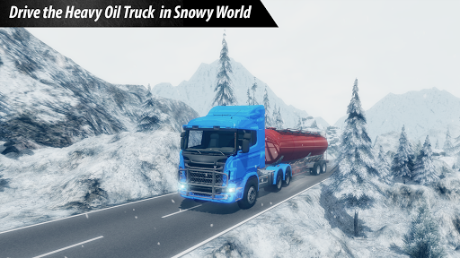 Offroad Oil Tanker Transporter for PC