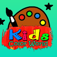 Kids Color World - Free Paint Book