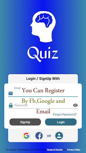 Mind Quiz screenshot 1
