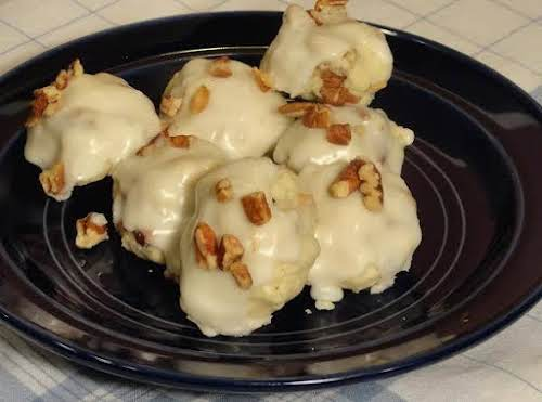 "Click Here for Recipe: Butternuts ""These are my most requested cookie. I..."