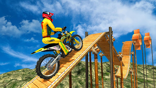 New Bike Racing Stunt 3D : Top Motorcycle Games 0.1 screenshots 7