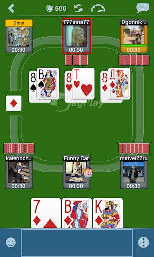 Durak Online HD  screenshots 10