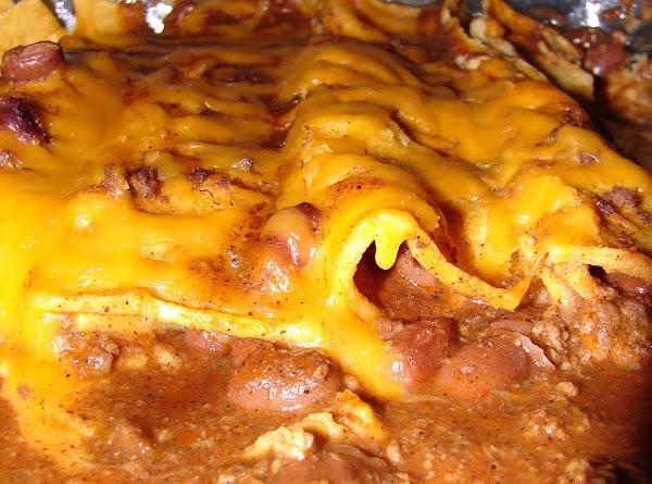 Simple Chili Enchiladas (the Non-authentic Kind) Recipe