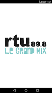 RTU - Le grand mix – Vignette de la capture d'écran