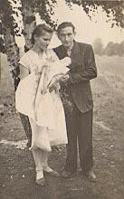 Photo: Vaclovo Gusčiaus (jaun.) vaikelio krikštynos. Nuotrauka iš Vaclovo Gusčiaus asmeninio archyvo.