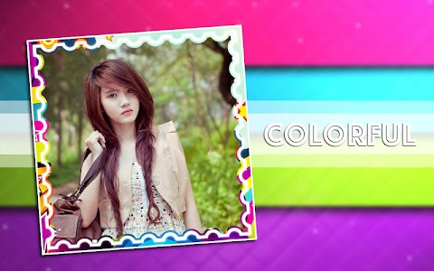 Colorful Photo Frame Collage screenshot 0