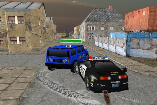 玩免費賽車遊戲APP|下載警方大通 - 犯罪城3D app不用錢|硬是要APP