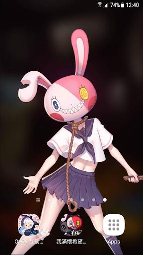 OvOy Anime Live Wallpaper screenshot 6