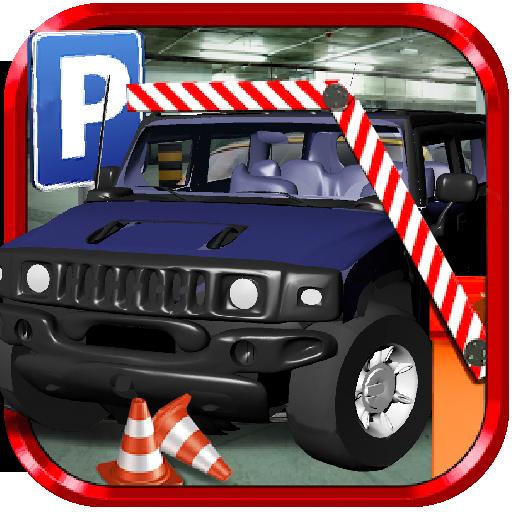 Multi Level Car Parking Simulator Games