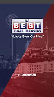 Aa Best Bail Bonds Screenshot Thumbnail