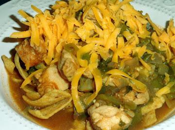 how to make chicken pancit