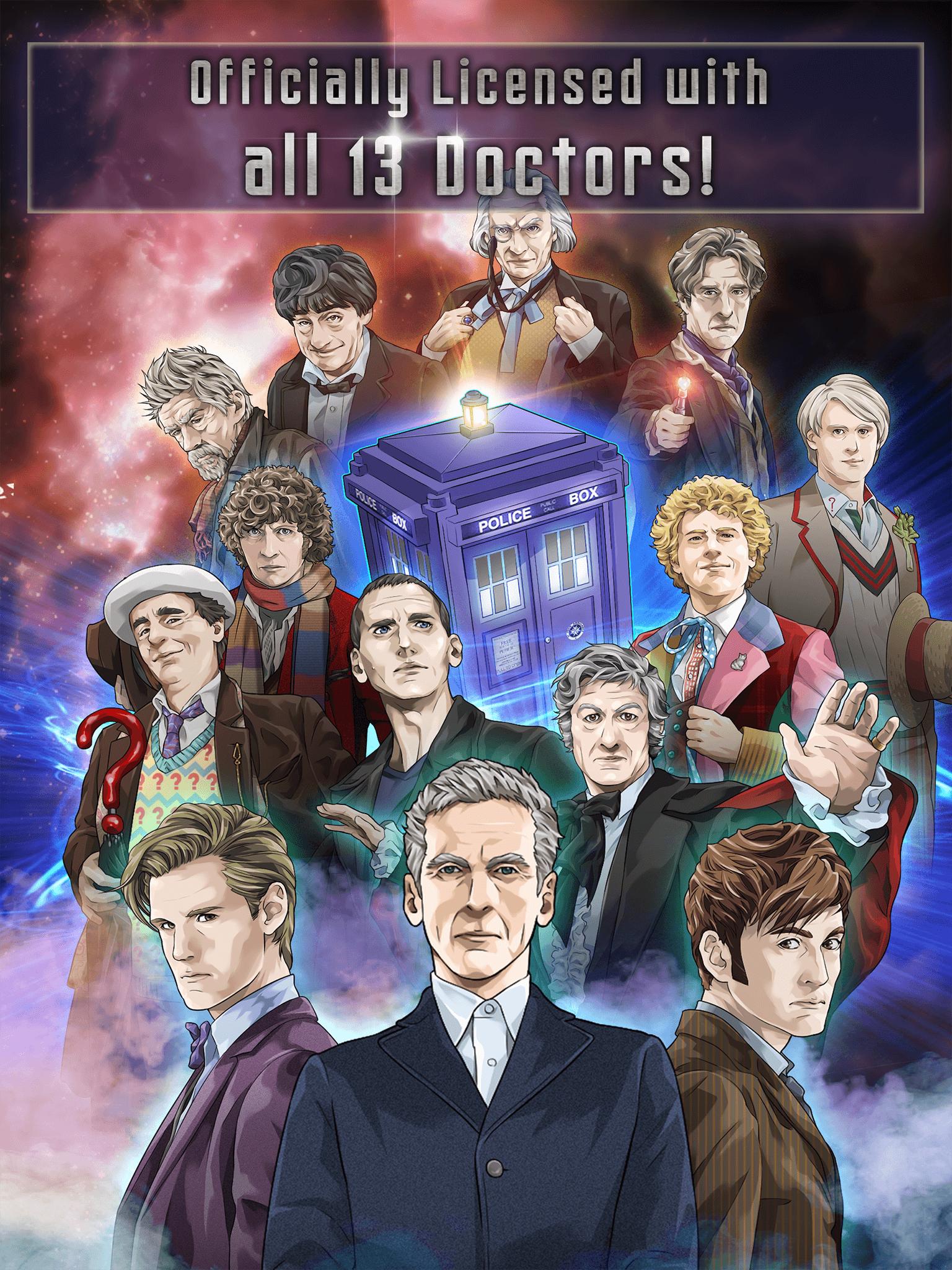 Doctor Who: Legacy screenshot #7