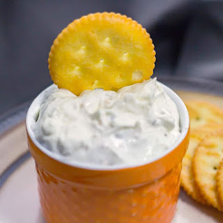Feta Garlic and Chives Dip {The Party Starter Dip}.