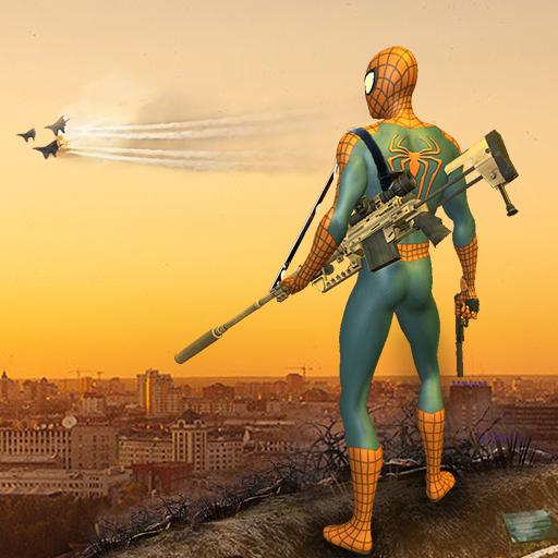 Ultimate Elite Spider Sniper Vs Monster Assassin