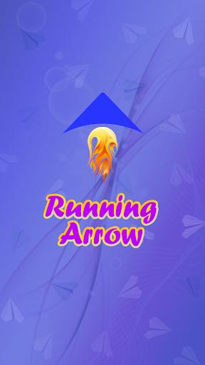 Running Arrow - No Destination