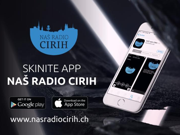 NAS Radio Cirih - NRC- screenshot