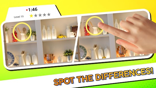 Spot the Difference – Find Them All 5
