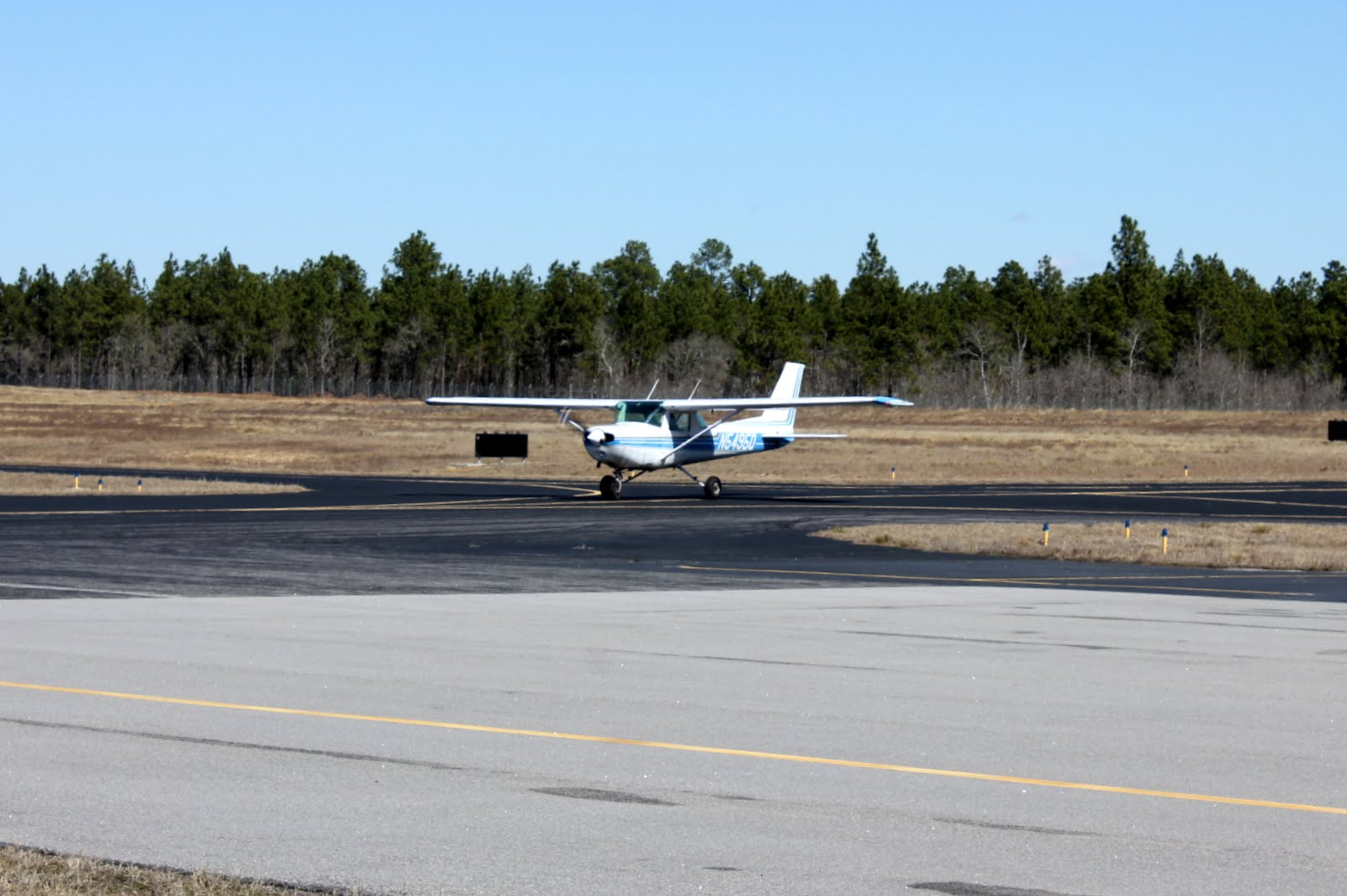 Photo: I checked Aiken AWOS on the drive over... Wind 280 at 13 gusting to 21.  Kevin was the only one to fly in.