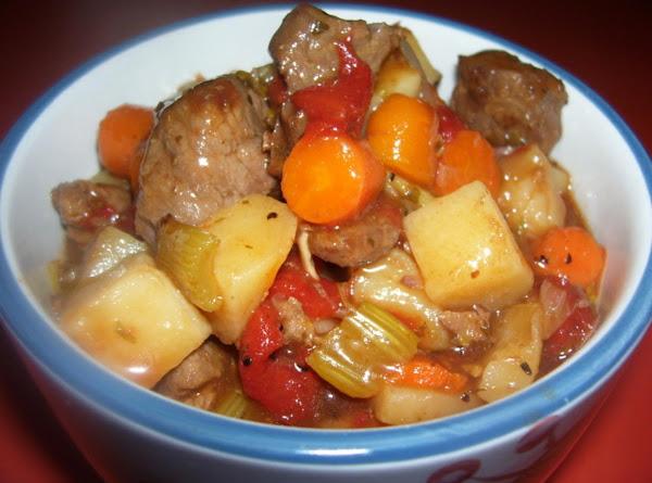 Grandma's Beef Stew Recipe
