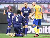 Anderlecht-Saint-Trond: inquiétudes pour Steve De Ridder