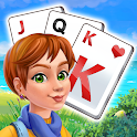 ❤️Kings & Queens: Solitaire Tripeaks icon