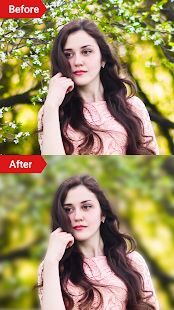 Download Auto background blur - DSLR Portrait image effect For PC Windows and Mac apk screenshot 6