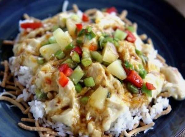 Hawaiian Haystacks Recipe