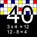 40SQUARE icon