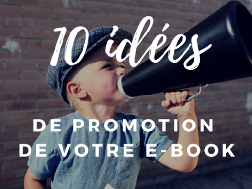 Promotion d'un e-book