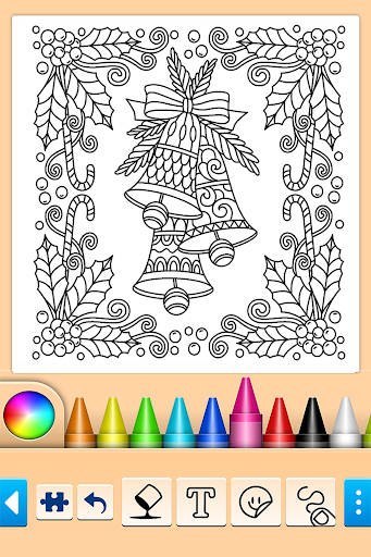 Christmas Coloring 10.4.4 screenshots 9