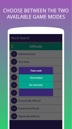 Word Search Puzzle Free 1.7 screenshots 6